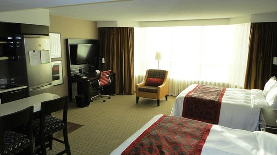 Residence Inn by Marriott Vancouver Downtown: Spacious!