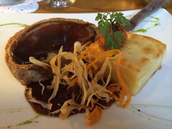 Seven Angels: Delicious Beef Wellington