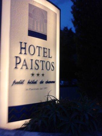 Paistos Hotel: Camera e hotel