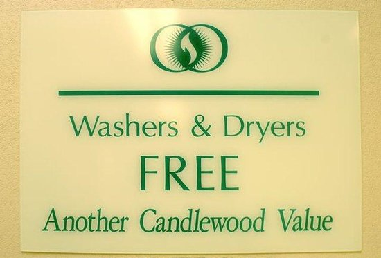 Candlewood Suites Austin-Round Rock: Free Washers and Dryers