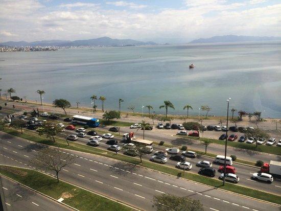 Novotel Florianopolis : Vista Parcial do Apartamernto