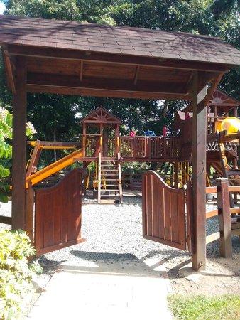 Hotel Gran Jimenoa: Area de juegos para niños