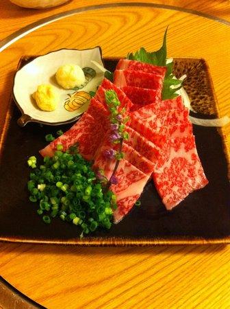 Sukiyaki Shabu-Shabu Matsubara