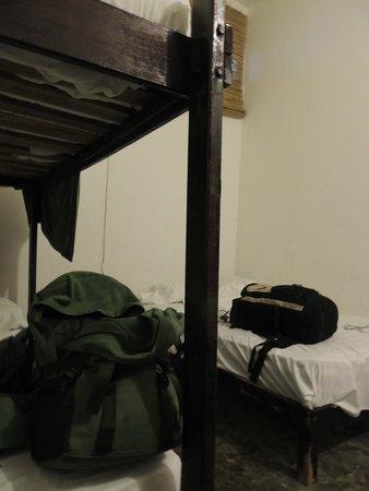 Poc-Na Hostel: Habitación privada