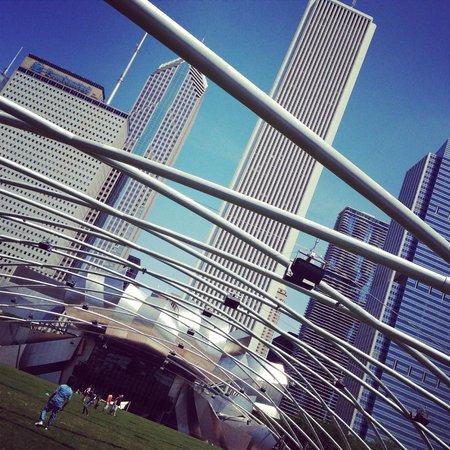 Park Milenijny w Chicago