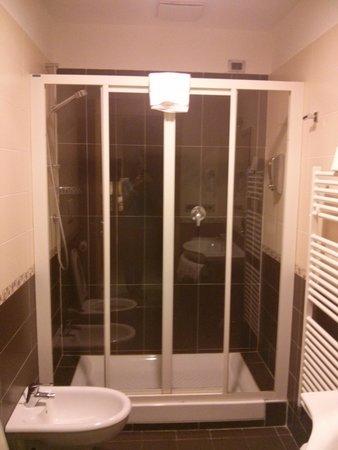 Hotel Ventolosa : doccia