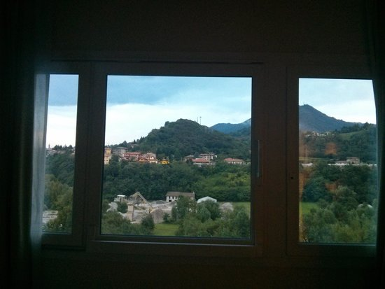 Hotel Ventolosa : vista