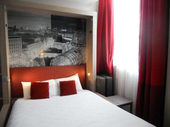 Aparthotel Adagio Liverpool City Centre : Angolo notte
