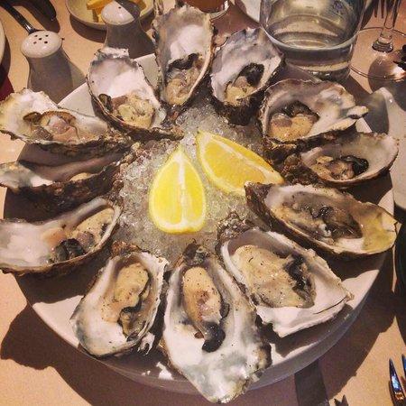 Cafe Royal: Oyster