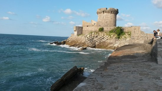 Toccatutti : le fort de Socoa