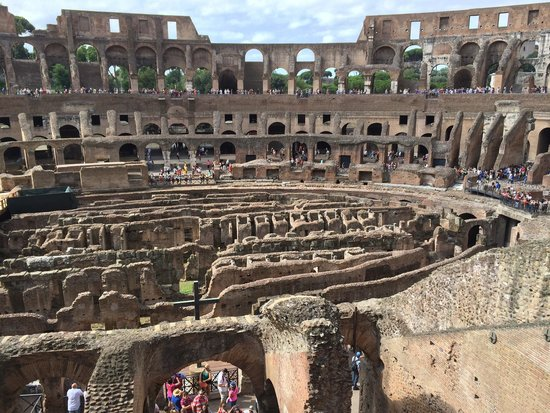 Rome Tours With Kids: Colosseum