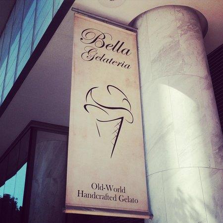 Bella Gelateria & Gelato : Muito boa sorveteria.