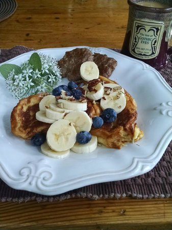 The Inn at Gothic Eves: Breakfast