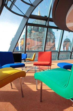 Radisson Blu Hotel, Berlin: Meetings & Events DomLounge, Foyer Berliner Dom