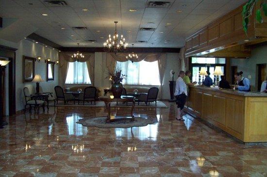 Best Western Plus Fairfield Executive Inn Lobby