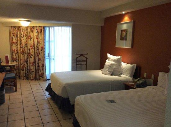Barcelo Ixtapa: habitación