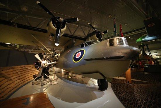 Norsk Luftfartsmuseum: aircraft in museum