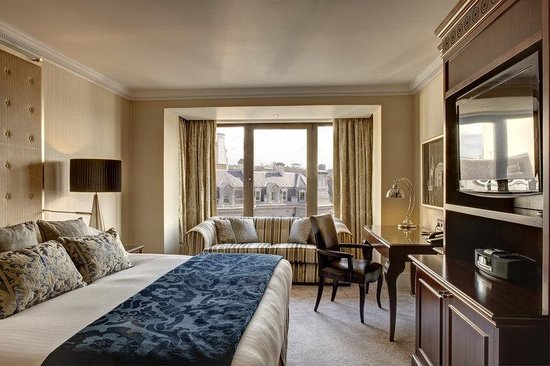 InterContinental London Park Lane: London Superior Room