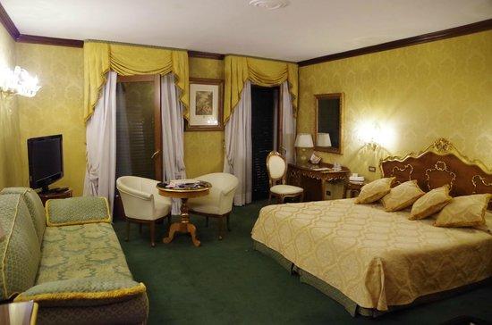 Hotel Savoia & Jolanda : Our Junior Suite