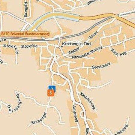 Hotel Willms: Map