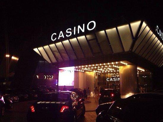Le Croisette Casino Barriere de Cannes : Auf ein bisschen Glück ..