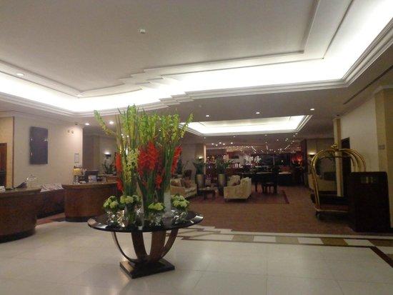 Radisson Blu Portman Hotel, London : Lobby