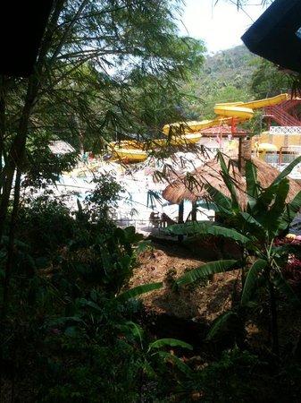Hotel Mato Grosso Aguas Quentes : Área de Lazer