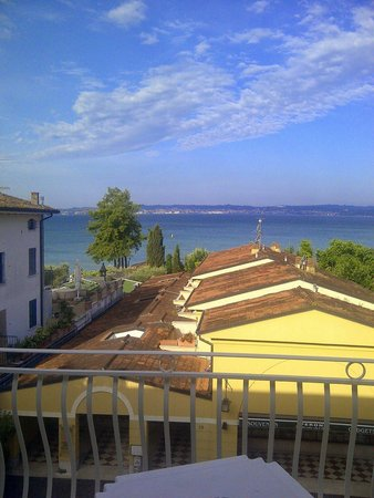 Luna Hotel Sirmione : Room with a view, Hotel Luna