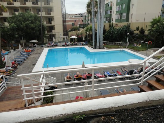 Be Live Adults Only Tenerife : Picina del Hotel