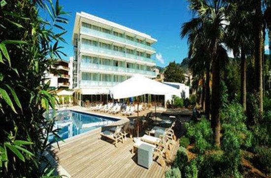 Aimia Hotel: Exterior