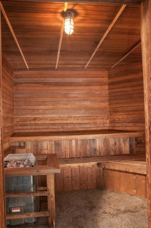 BEST WESTERN PLUS Eagle Lodge & Suites: Sauna