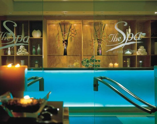 Four Seasons Hotel Amman: AMM Spa