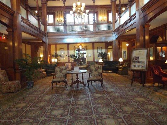 BEST WESTERN PLUS Windsor Hotel Americus: Lobby