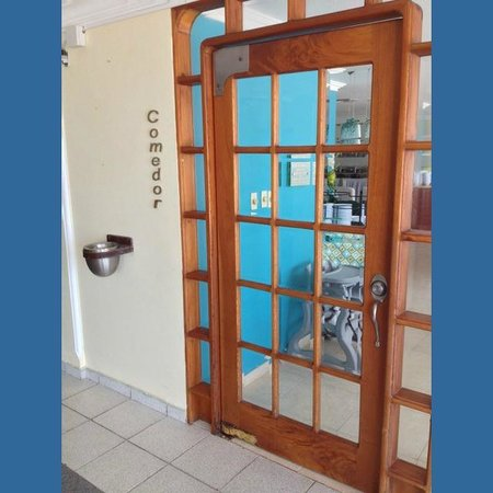 Hotel Bahia Sardina: Entrada para o restaurante - Breakfast