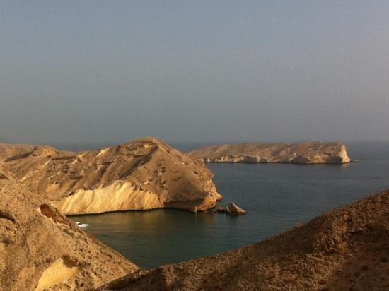 Shangri-La Barr Al Jissah Resort & Spa - Al Waha Hotel: panorama