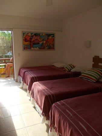 Pousada Joao Fernandes: habitación muy cómoda