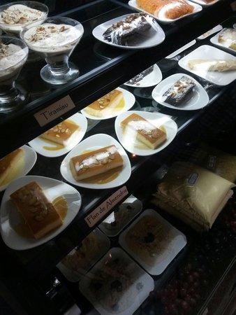 Marjaba Cafe: Postres / desserts