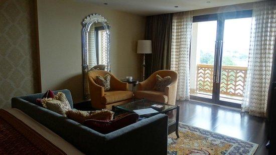 The Leela Palace Udaipur: Amplias habitaciones