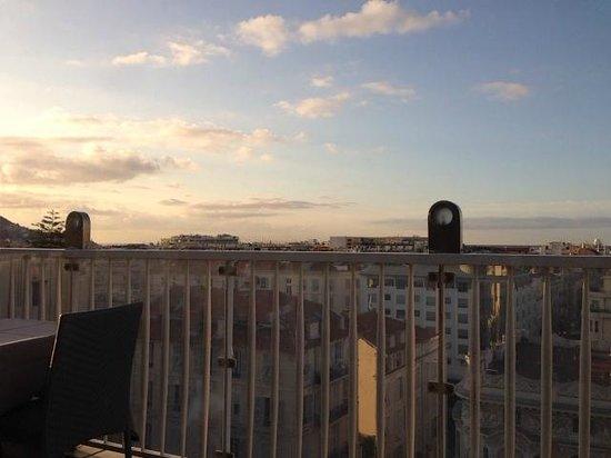 Splendid Hotel & Spa: これが最上階レストランからの眺め