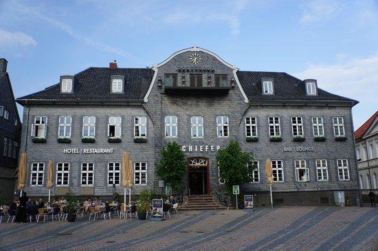 hotel picture of schiefer hotel goslar tripadvisor. Black Bedroom Furniture Sets. Home Design Ideas