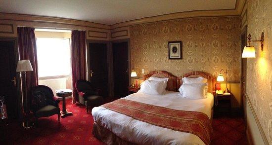 Hôtel Barrière Le Royal Deauville : Chambre