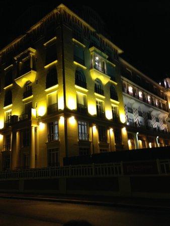 Hôtel Barrière Le Royal Deauville : Hôtel