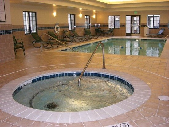 Staybridge Suites Buffalo/West Seneca: Swimming Pool