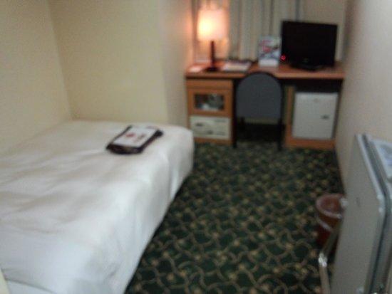 Premier Hotel -CABIN- Sapporo: 内装設備古いです