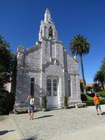 Ermita de San Sebastián: Igreja