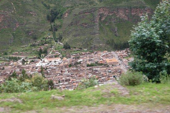 Heiliges Tal der Inka (Urubamba-Tal): Settlement in the Valley
