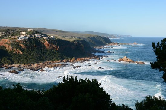 Knysna, South Africa: View