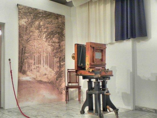 Veste Oberhaus: Photography studio in the Oberhaus