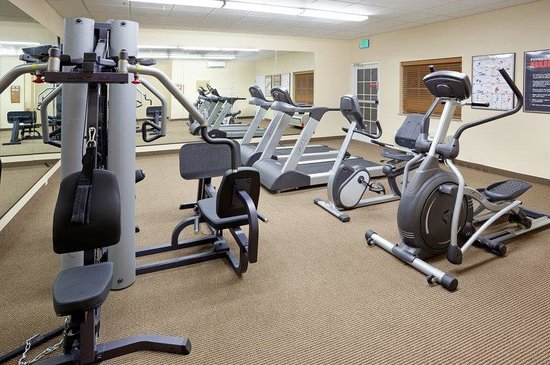 Candlewood Suites San Antonio N - Stone Oak Area: Fitness Center