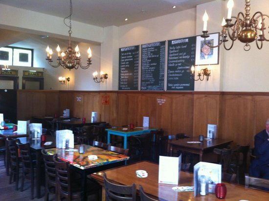 Cafe Loetje: Inside